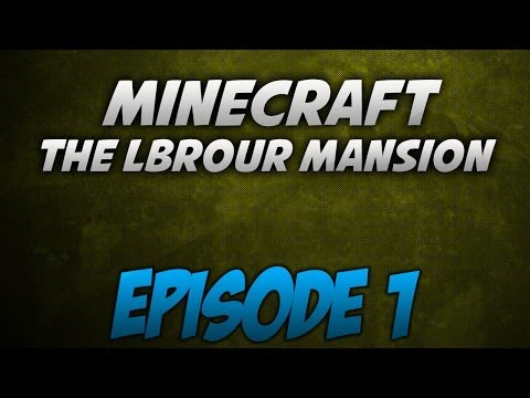 Minecraft: The L'Brour Mansion - Scooby Doo.- W/ CloudHDFilms (1)