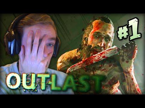 OUTLAST Whistleblower Part #1 (DLC)! -