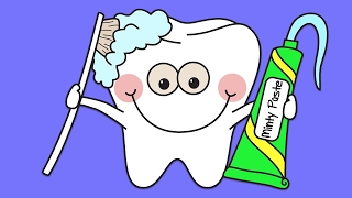 Dental Hygiene | Teaching Dental Care to Kids