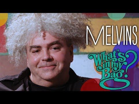 Melvins - What's In My Bag?