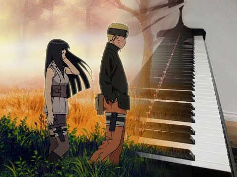The Last: Naruto The Movie Official Theme - 星のうつわ hoshi No Utsuwa [piano Cover] video