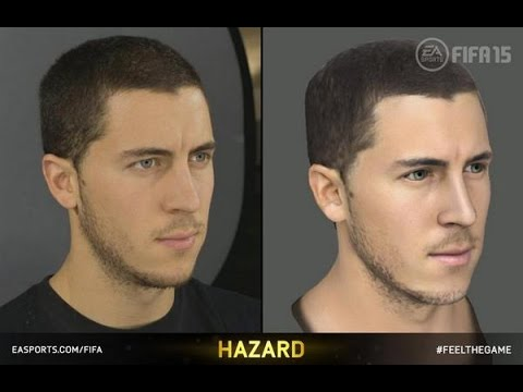 FIFA 15 NEW PLAYER FACES