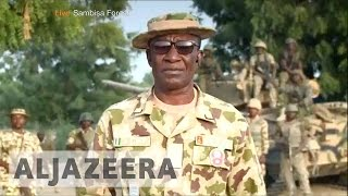 Nigerian army claims victory over Boko haram