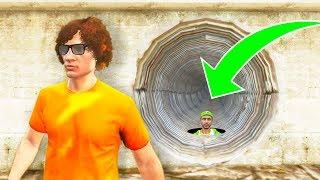 GREATEST Hiding Spot EVER Discovered! (GTA 5 Hide & Seek)