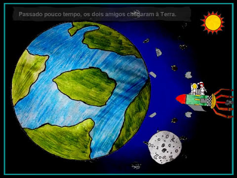 A Grande Viagem ao Espaço
