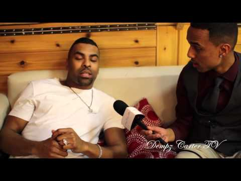 EXCLUSIVE // Dempz Carter Interview with Ginuwine