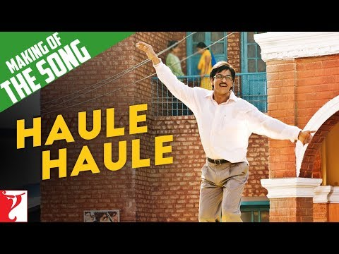 Making of the song - Haule Haule - Rab Ne Bana Di Jodi