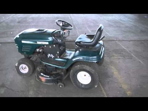 Craftsman 19.5 Turbo Lawn Mower