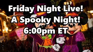 Live Stream Announcement - 10-11-19 - ResortTV1 | Walt Disney World
