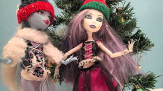 "MONSTER HIGH. ""LAST CHRISTMAS"" by ABBEY & SPECTRA."