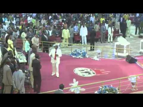 #2 Bishop David Oyedepo 2014-2015 Crossover Night Service Dec.31st 2014 video