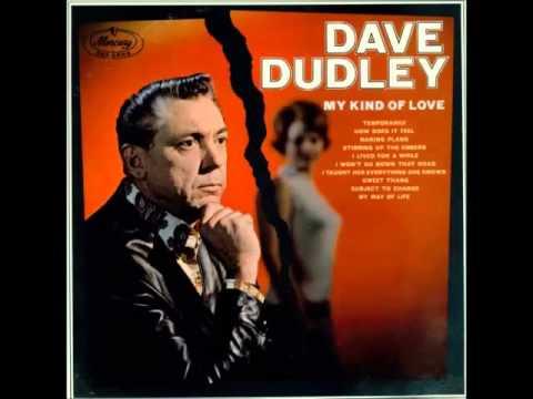 Dudley, Dave - I Won