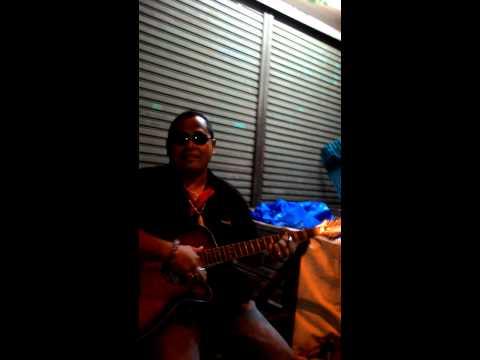Saykoji nyanyi lagu batu akik pandan