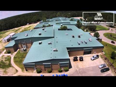 Leland Middle School - Metal Roof Consultants, Inc.