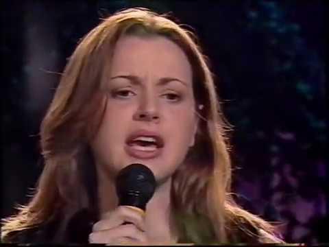 Tina Arena Chains LIVE On Hey Hey Its Saturday Australia 90s