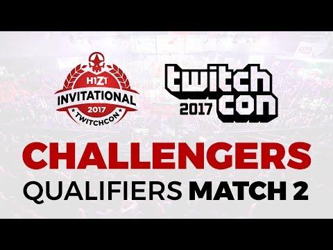 H1Z1 Invitational 2017: Challengers Tournament - Qualifier 2