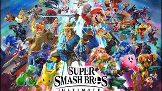THE ULTIMATE SMASH BROS. IS COMING