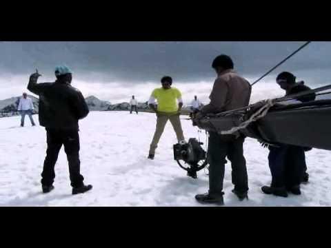 Gabbar Singh Telugu movie song making