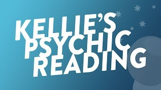 Fortune Teller Reads Kellie and HerLip Prints