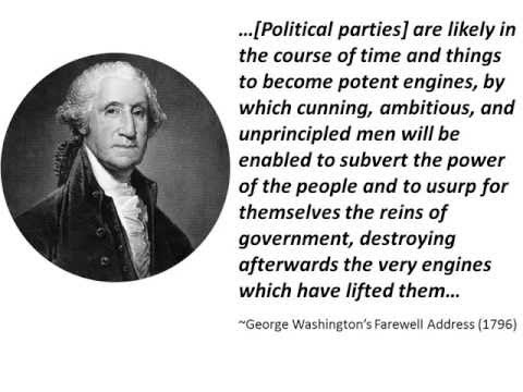 """political parties history and evolution This hypertext """"directory of us political parties"""" outlines the two major political parties features a timeline of the history of political commercials and."""