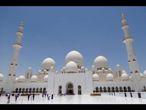 Viagem ao Oriente Médio - Abu Dhabi - Parte 2