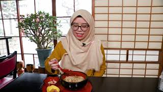 Japan, Shiroishi City Local Delicacy, THIS IS DELICIOUS : Muslim Friendly Shiroishi Umen