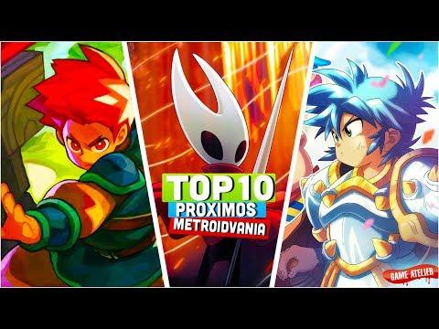 TOP 10 PROXIMOS METROIDVANIA 2019 🃏🃏 | PC, PS4, Xbox One, Switch | Los MÁS ESPERADO