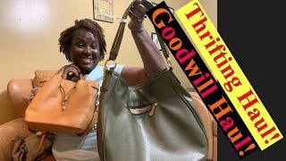 Goodwill/ Thrifting Haul