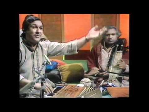 Ghulam Ali - Ae husn-e-be parvah.avi