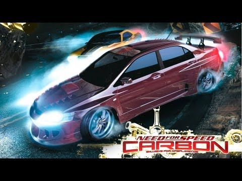 Need for Speed: Carbon - The Movie All Cutscenes Ending PC Max Settings 1080p