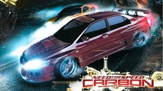 Need for Speed: Carbon Movie All Cutscenes Ending PC Max Settings 1080p