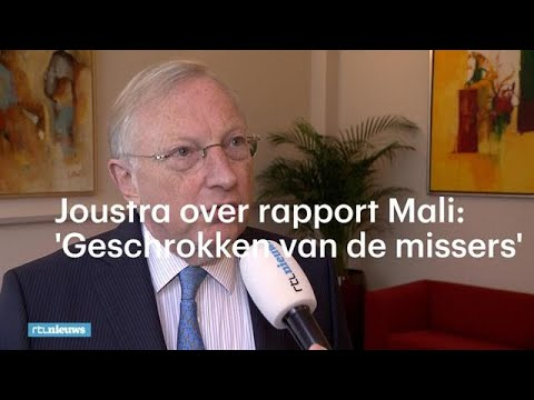 Joustra over rapport Nederlandse missie in Mali: ' - RTL NIEUWS