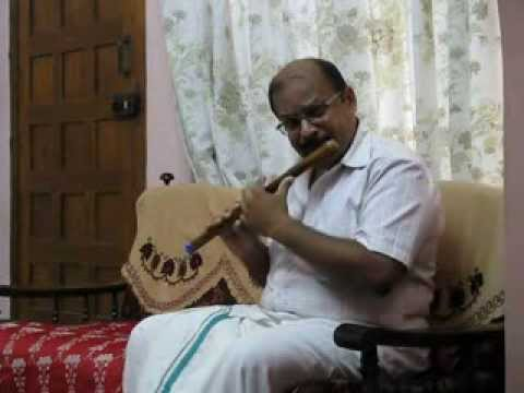 Etho Varmukilin Kinavile In Flute - Muraleedharan.p.p video