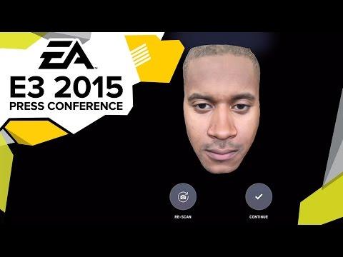 NBA Live Stage Demo - E3 2015 EA Press Conference
