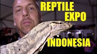 INDONESIA REPTILE EXPO