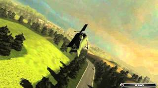 Landwirtschafts Simulator, Hubschrauber, LS, Bell UH1D