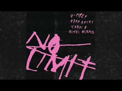 G-Eazy - No Limit (feat. Asap Rocky, Cardi B, & Nicki Minaj)