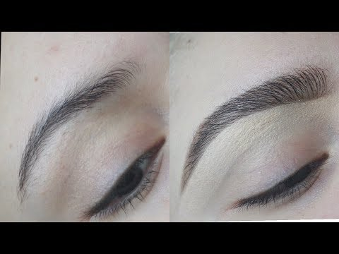2018 EYEBROW TUTORIAL STEP BY STEP- Perfect for Beginners!