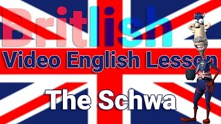 British English Pronunciation the Schwa Sound - Learn English
