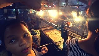 $2 Pork Lechon - Philippines Street Food 🇵🇭