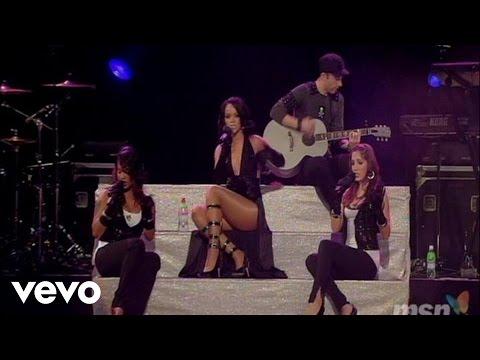 Rihanna - Good Girl Gone Bad (live)