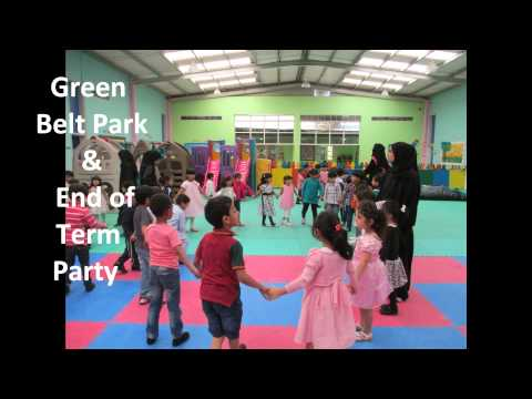 Al Resalah School  Kg Section 2012-2013 video
