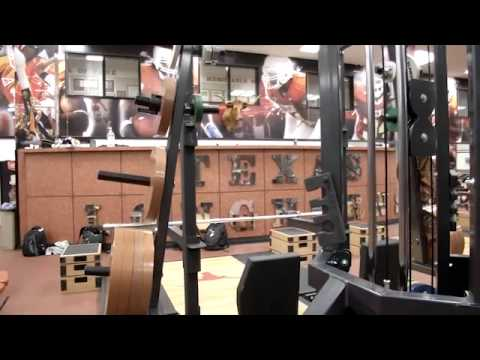 Football weight room gets a face 'lift' [Feb. 10, 2013 ...