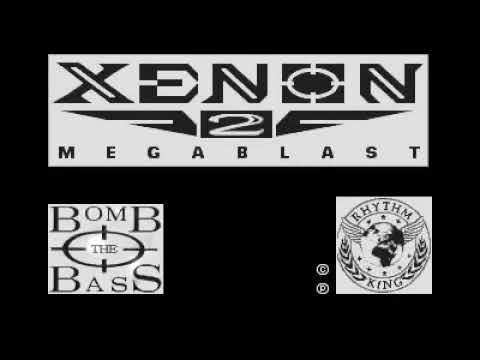 Xenon 2 intro (Atari ST)