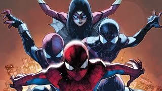 Edge of Spider-Verse Review Análisis y Crítica
