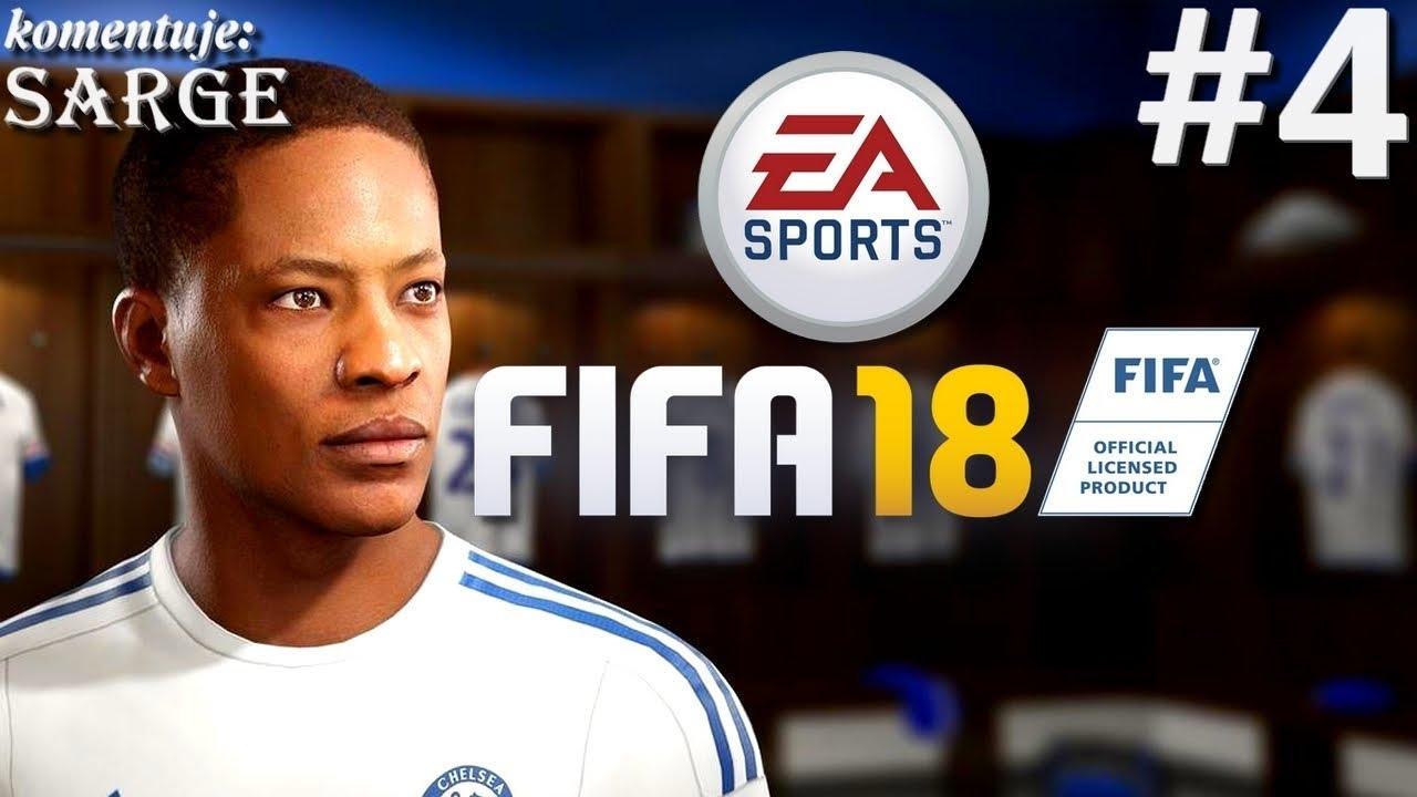 Zagrajmy w FIFA 18 [60 fps] odc. 4 - Początek nowego sezonu | Droga do sławy
