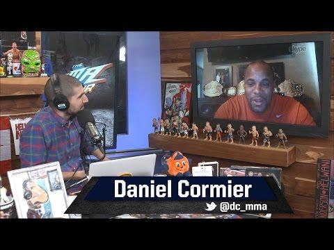 Daniel Cormier Reveals Photo Flap With Jon Jones at UFC 197