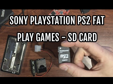 How To Play ISO Games on PS2 from SD Card Hard Disk Drive Free Mcboot HDD or USB