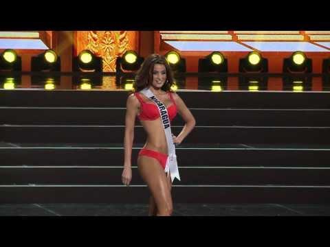 Reaccion del publico al final de la preliminar del Miss Universo 2013 (Parte 2 de 2)