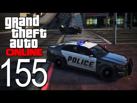 GTA 5 Online - Episode 155 - Chase -A- Thon! (Jeff's Turn)